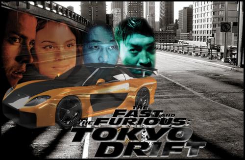 tokyo drift movie